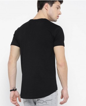 Men-Black-Applique-Detail-Round-Neck-T-Shirt-RO-2151-20-(1)