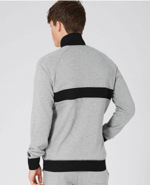 Men-Grey-Ribbed-Mesh-Tracktop-Sweatshirt-RO-2231-20-(1)