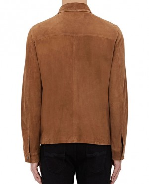 Men-Stylish-Chest-Pockets-Suede-Leather-Denim-Jacket-RO-3570-20-(1)