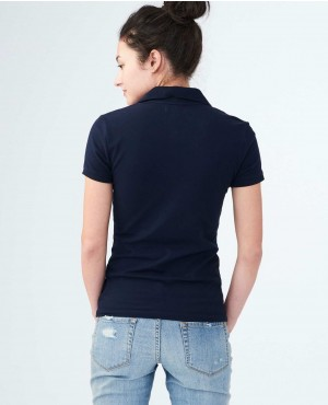 Most-Selling-Polo-Shirt-In-Navy-Blue-With-Bottons-Style-RO-2610-20-(1)
