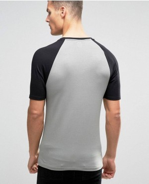 Muscle-T-Shirt-With-Contrast-Raglan-Sleeves-In-GreenBlack-RO-102144-(1)