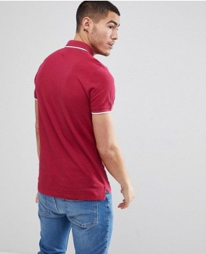 New-Arrival-Custom-Brands-Polo-Shirt-In--Marron-Color-RO-2262-20-(1)