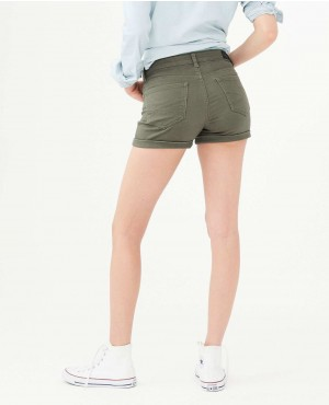 New-Custom-High-Waisted-Color-Wash-Midi-Shorts-RO-3226-20-(1)