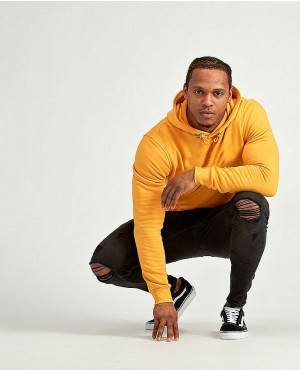 New-Custom-Made-Muscles-Gym-Fit-Hoodie-In-Yellow-Color-RO-2050-20-(1)