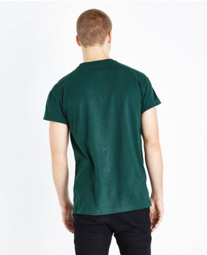 New-Customized-With-Own-Logo-Rolled-Sleeves-T-Shirt-RO-2166-20-(1)