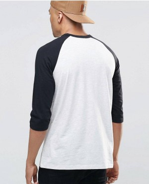 New-Look-Raglan-T-Shirt-in-Grey-And-Black-With-34-Length-Sleeves-RO-102152-(1)