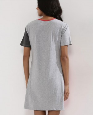 New-Look-Stylie-Color-Block-T-Shirt-Dress-RO-2576-20-(1)