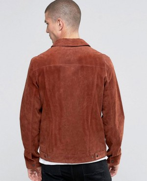 New-Look-Suede-Jacket-With-Revere-Collar-In-Rust-RO-102381-(1)