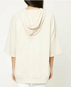 New-Trendy-Short-Sleeves-Long-Size-Women-Hoodie-RO-2908-20-(1)