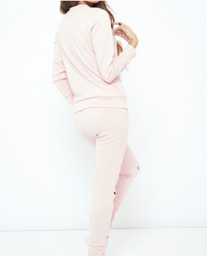 Nude-Front-Zipper-Pullover-Loungewear-Set-Suit-RO-3294-20-(1)