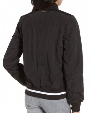 Nylon-Black-Twill-Bomber-Jacket-RO-3533-20-(1)