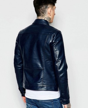 OEM-Short-Motorcycle-Leather-Jacket-For-Men-RO-102401-(1)