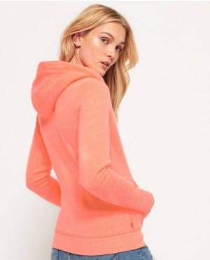 Orange-Color-Zipper-Up-Hoodie-With-Your-Customization-RO-2910-20-(1)