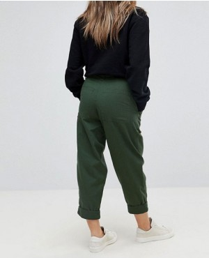 Personalize-Causal-Trouser-in-Green-with-Under-the-Bump-Waistband-RO-3155-20-(1)
