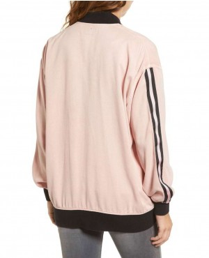 Pink-College-Stylish-Lose-Fitting-Varsity-Jacket-RO-3535-20-(1)