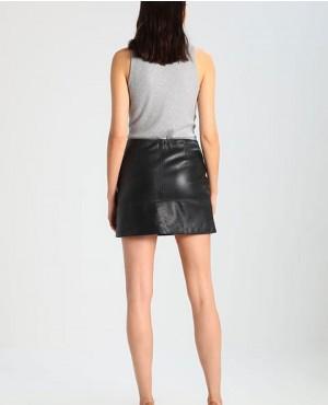 Quality-Mini-Skiny-Fit-Leather-Skirt-Black-RO-3775-20-(1)