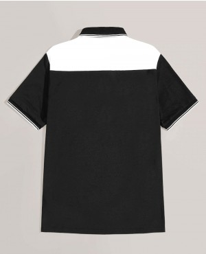 Striped-Collar-&-Cuff-Chevron-Polo-Shirt-RO-184-19-(1)