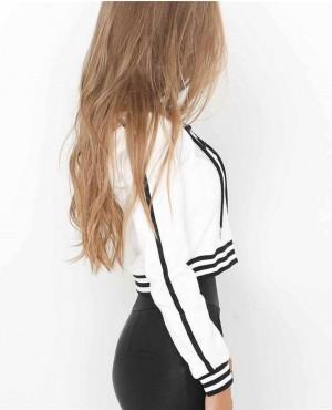 Striped-Lace-Up-V-Neck-Shirt-RO-2940-20-(1)
