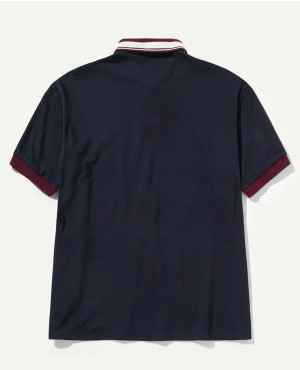 Striped-Trim-Collar-Polo-Shirt-RO-187-19-(1)