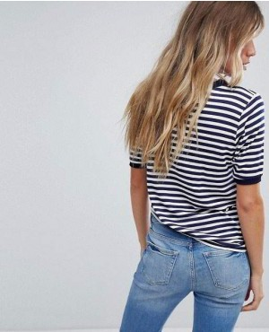Stripes-T-Shirt-With-Contrast-Collar-RO-2529-20-(1)