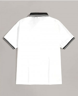 Stylish-White-Contrast-Collar-And-Cuff-Polo-Shirt-RO-173-19-(1)