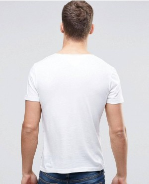 T-Shirt-With-Rolled-Neck-In-White-In-Regular-Fit-RO-102165-(1)