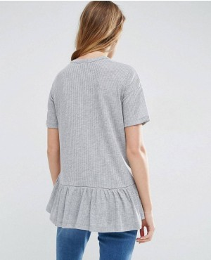 T-Shirt-With-Ruffle-Hem-RO-102202-(1)
