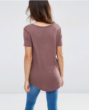 The-New-Forever-T-Shirt-With-Short-Sleeves-and-Dip-Back-RO-102190-(1)