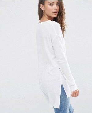 Top-With-V-Neck-In-Slouchy-Rib-RO-102197-(1)