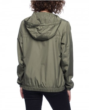 Tribal-Tape-Olive-Pull-Over-Windbreaker-Jacket-RO-102909-(1)