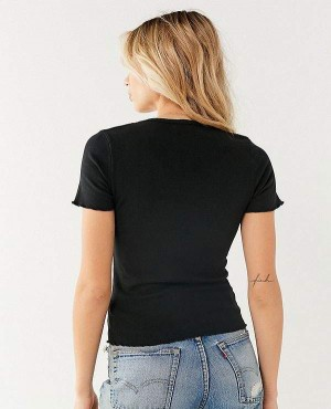 V-Neck-Fitted-Tee-Shirt-RO-2539-20-(1)