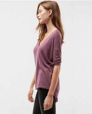V-Neck-Long-Sleeve-Custom-Tee-RO-2540-20-(1)