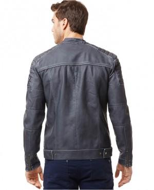 Western-Style-Trendy-Men's-Fashion-Black-Motorcycle-Leather-Jacket-RO-102399-(1)