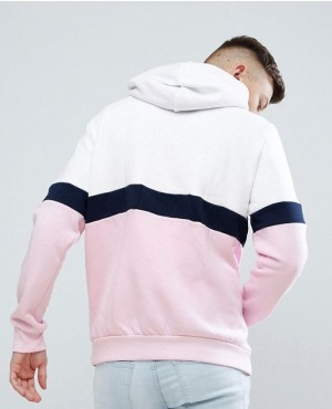 White-And-Pink-Hoodie-With-Black-Stripes-RO-2064-20-(1)