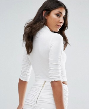 White-Personalize-Sleeve-High-Neck-Crop-Top-RO-2719-20-(1)