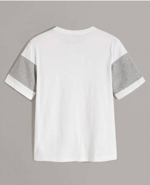 White-with-Heathered-Grey-Panel-Custom-Printed-T-Shirt--RO-144-19-(1)