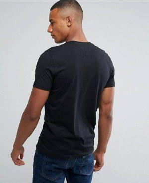 Wholesale-Black-Color-T-Shirt-with-Crew-Neck-RO-2179-20-(1)