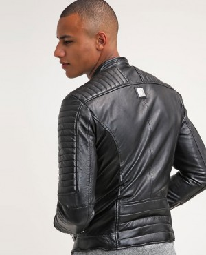 Wholesale-New-Design-Custom-Men-Black-Leather-Biker-Jacket-RO-3557-20-(1)