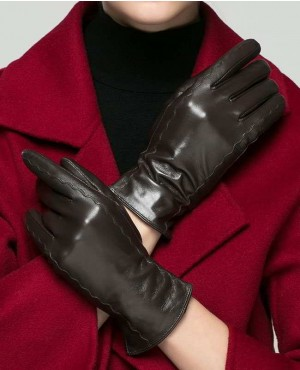 Wholesale-Warm-Slim-Hand-Short-Lady-Goatskin-Gloves-For-Woman-RO-2435-20-(1)