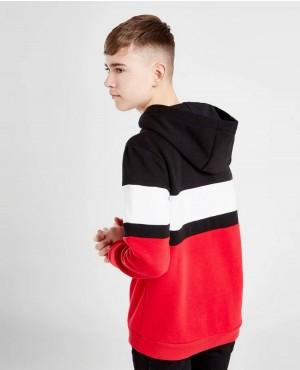 Winter-Half-Zipper-Hoodie-Kids-Fashion-Custom-Logo-Embroidered-Colorblock-Blank-Hoodies-RO-3383-20-(1)