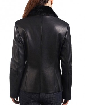 Women-Black-Button-Leather-Jacket-RO-3751-20-(2)