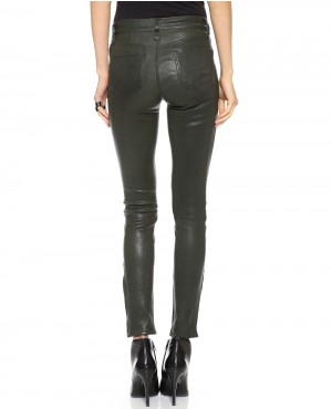 Women-Black-Leather-Pant-RO-102782-(1)