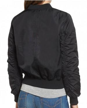 Women-Black-Satin-Bomber-Varsity-Jacket-RO-3540-20-(1)