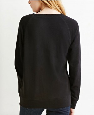 Women-Black-Stylish-Crew-Neck-RO-10242-(1)
