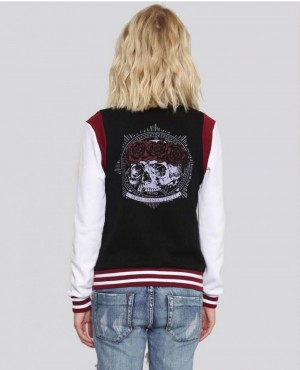 Women-Cotton-Fleece-Fashionable-Varsity-Jacket-RO-104-(1)