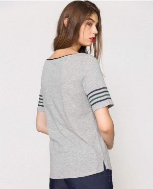 Women-Grey-Melange-Printed-Round-Neck-T-Shirt-RO-2555-20-(1)