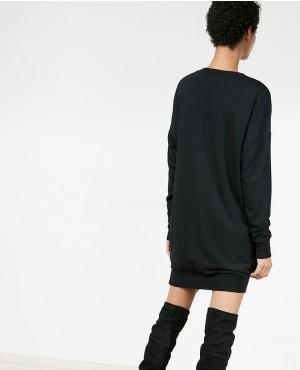 Women-Longline-Lace-Up-Sweatshirt-Dress-RO-3059-20-(1)