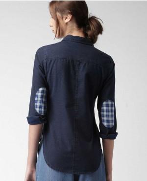 Women-Navy-Blue-Casual-Shirts-RO-3347-20-(1)