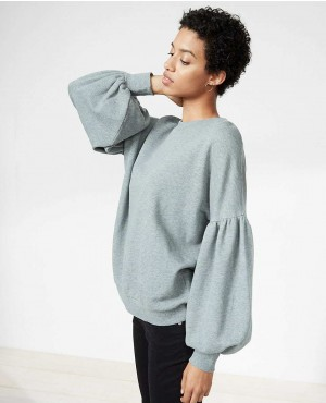 Women-Puff-Sleeve-Sweatshirt-RO-3062-20-(1)