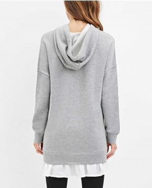 Women-Side-Zippers-Grey-Hoodie-RO-10239-(1)